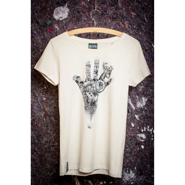FHAN Nature Hand Shirt - Women