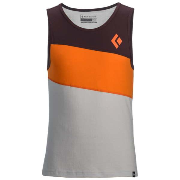 Black Diamond Logo Tank