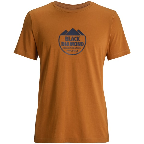 Black Diamond Alpinist Crest Tee